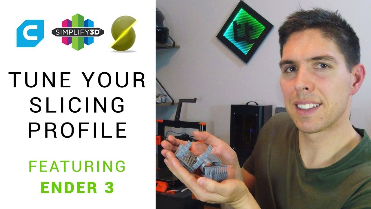 How to tune your slicing settings featuring Ender 3