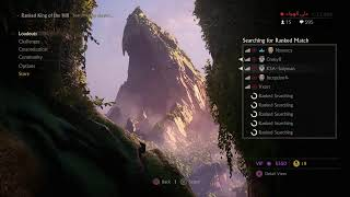 Uncharted 4 Come To Ranked l Wating TLOU 2