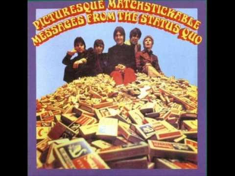 Status Quo - Pictures of Matchstick Men  (Studio-Stereo 1968)