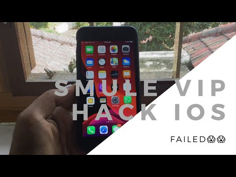 Smule Latest Version ViP Hack IOS No Jailbreak | GONE WRONG 😱😱