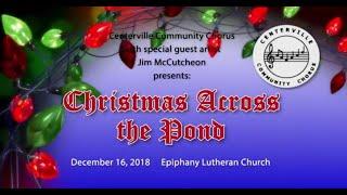 Centerville Community Chorus 2018