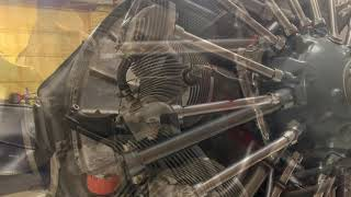 Replacing Cylinder on an R-985 Pratt & Whitney Radial Engine
