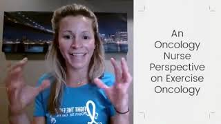 Tips for introducing exercise to the oncology care team.