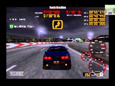 Wangan Midnight + Maximum Tune [PS2] C1 INBOUND by Anch