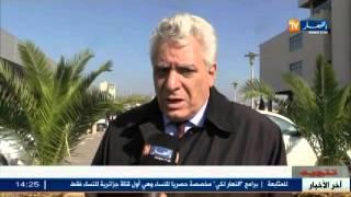 مصطفى بوشاشي يصرح ..  عودة عبد الحميد الابراهيمي الى الجزائر خطوة ايجابية ونباركها