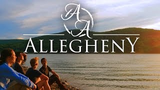 Allegheny National Forest in 4K | Bushcraft Backpacking, Hiking, and Camping Pennsylvania