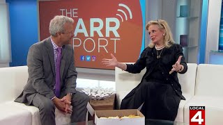 Rep. Debbie Dingell talks Paczki Day and politics
