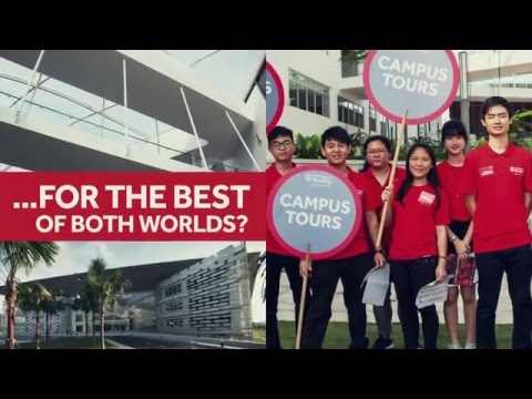Get ready for the University of Reading Malaysia
