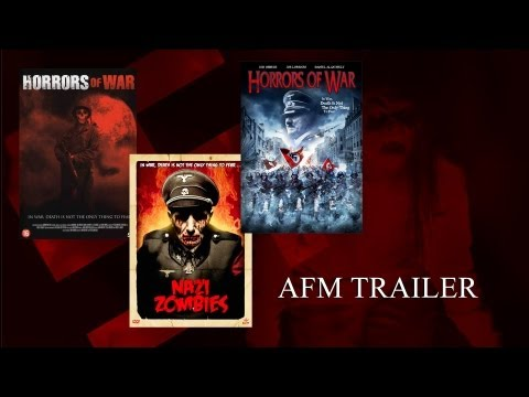 Horrors of War/Nazi Zombies/Zombies of War AFM trailer