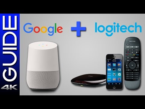 2017 Update: How To Control TV With Google Home & Harmony Hub