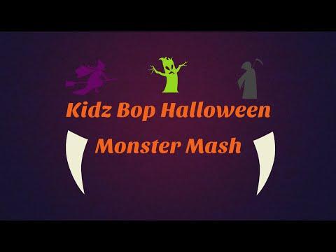 Kidz Bop Halloween- Monster Mash (Lyrics)