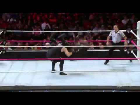 Kevin Owens pop up powerbomb mark Henry