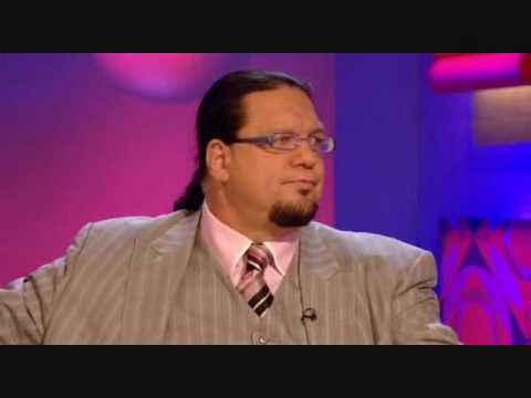 (HQ) Penn & Teller on Jonathan Ross 2010.07.09 (Part 1)