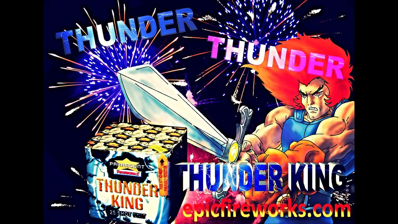 Thunder King 25 Shot