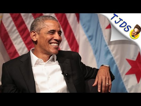 Obama Gives Finger To Country—Takes $400K From Wall Street