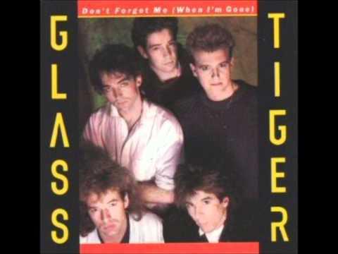 Don't Forget Me - Glass Tiger lyrics