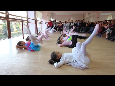Bale çalışması 1. bölüm - Ballet training episode 1