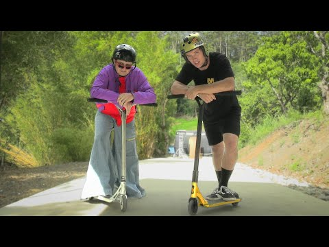 SCOOTER WORLD CHAMPIONSHIP: Oliver Tree vs Ryan Williams