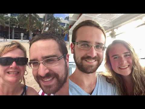 The Nagel Family in Fort Lauderdale