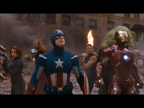 Janji - Heroes Tonight [feat. Johnning] (with footage from The Avengers)
