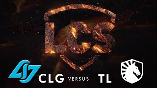 CLG vs TL | Week 8 | Summer Split 2020 | Counter Logic Gaming vs. Team Liquid