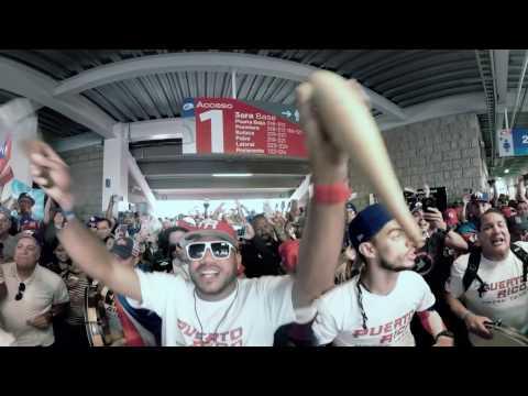 VR 360: Puerto Rico celebrates win over Italy