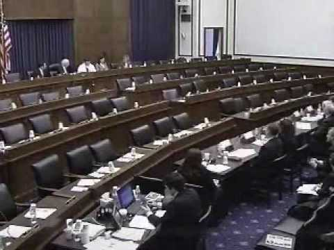 Fallin and Ridley Talk Transportation at Congressional Hearing