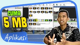 APLIKASI KECIL BANGET ~ Editor Video Paling Ringan ~ Terbaik Untuk Youtuber Pemula