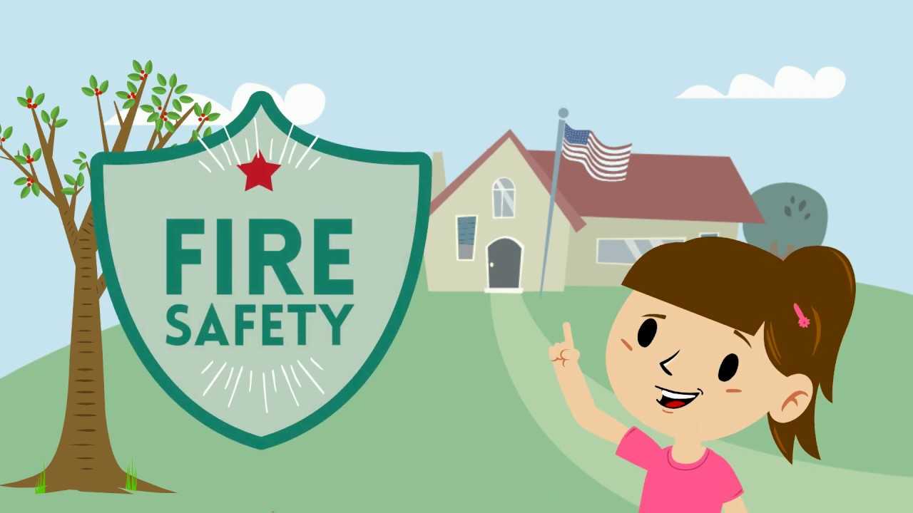 Fire Safety For Kids By A Kid Youtube