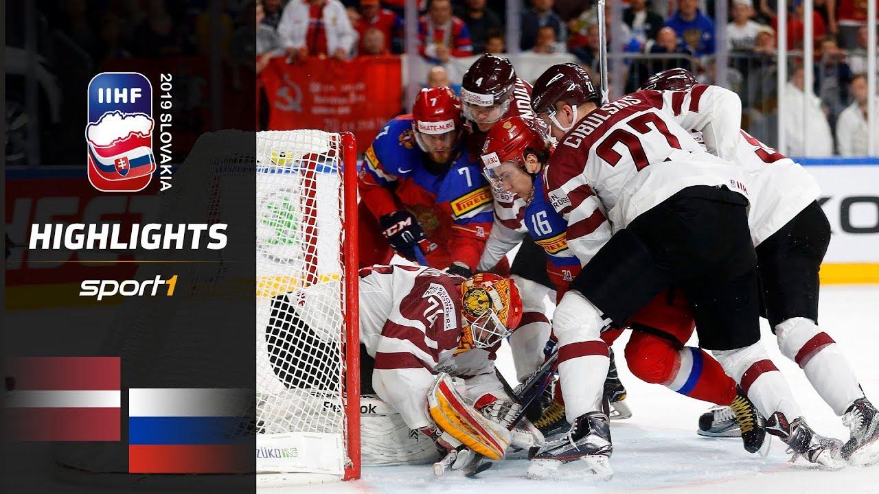 Lettland Eishockey