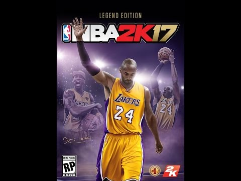 Its Official! Kobe Bryant Legend Edition NBA 2K17   #MambaDay   NBA 2K16 MyPARK