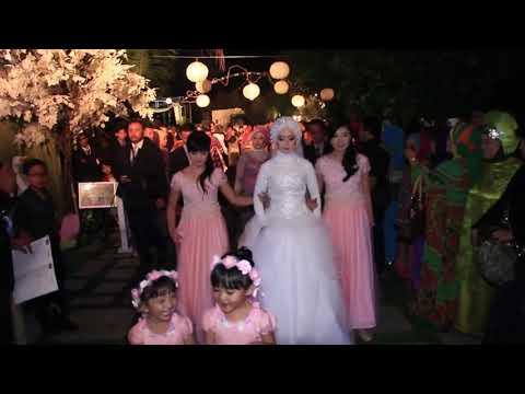 JANJI SUCI - WEDDING ROMANTIS IWANG DAN CHANDRA (11-04-2015)