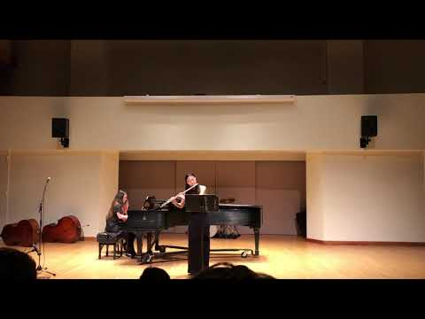 UofT Music Orientation Welcoming Concert 2018 - Bolling Sentimentale