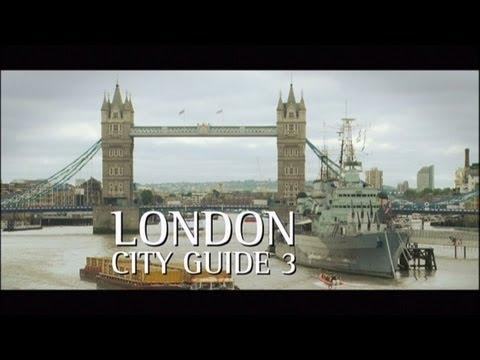 Globe Trekker - London City Guide 3 with Brianna Barnes