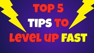 Top 5 tips to level up faster in War Dragons!