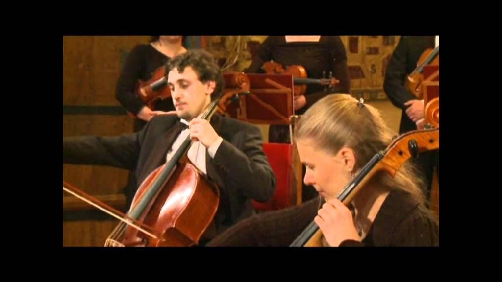 Antonio Vivaldi: Concerto in Sol minore