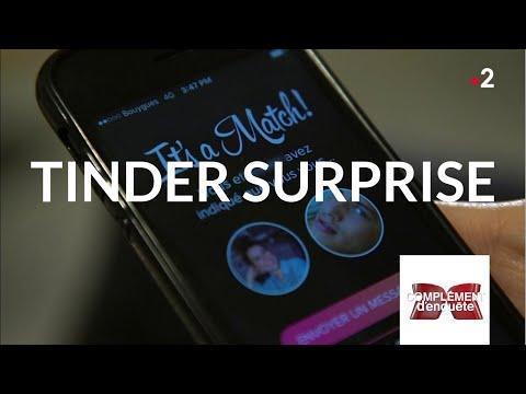 Complément d'enquête. Tinder surprise - 10 janvier 2019 (France 2)