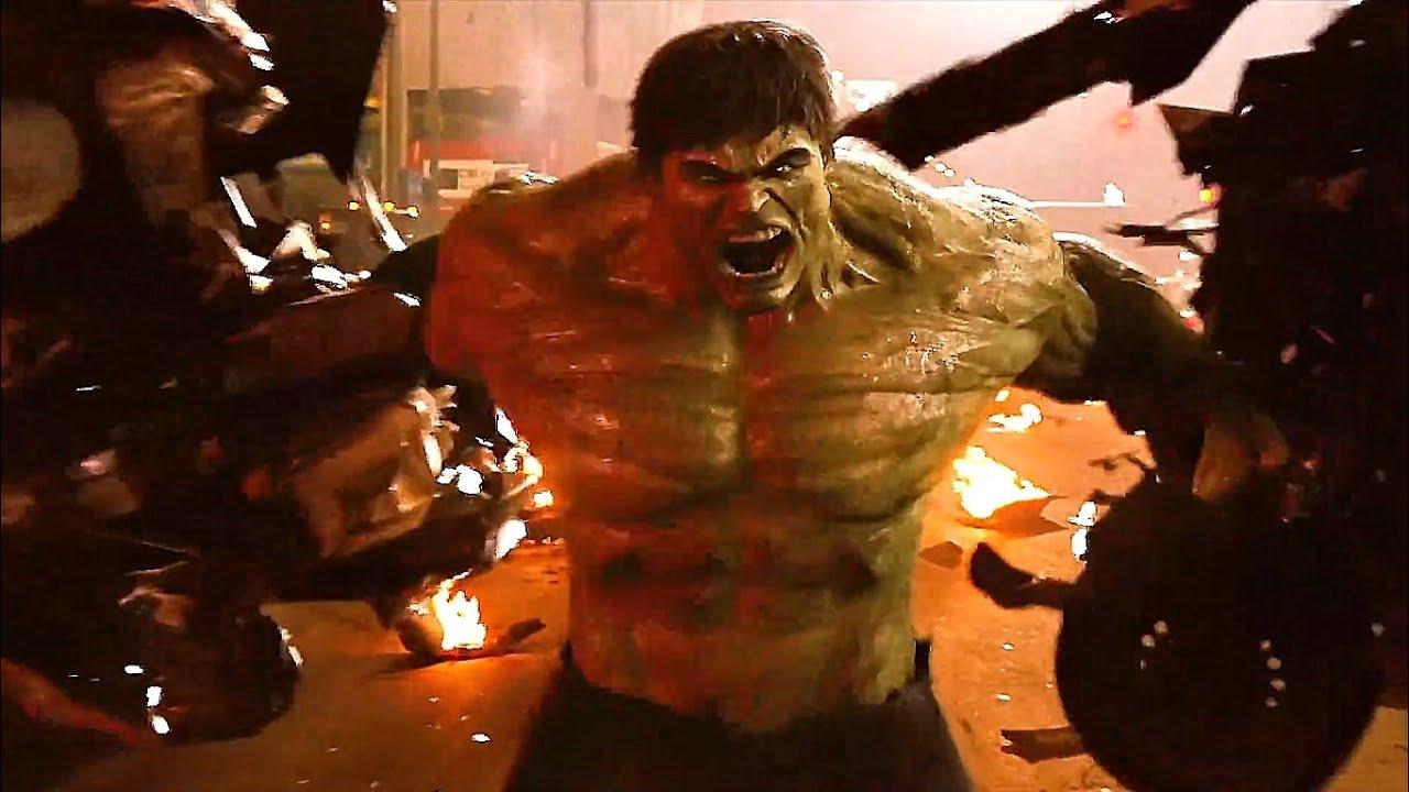 Hulk vs Abomination 🔥 Fight Scene | Hollywood Whatsapp Status | Bao Rami Status