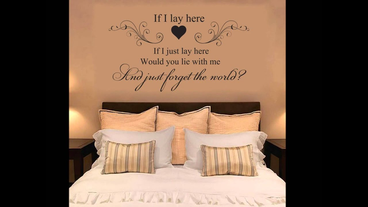Quotes Wall Stickers Home Decor Wall Decals   YouTube Part 72