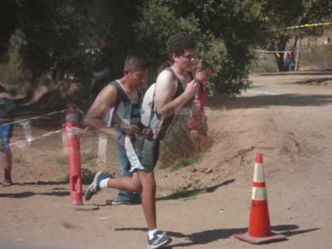 Pioneer Valley High School Cross Country - YouTube
