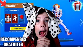 "🔴ON FREE OBJETS ""It 2"" live (Fortnite x Chapter 2) EVENT"