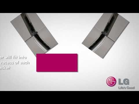 LG Front Load Washer & Dryer - Pedestal Installation (2018 Update)