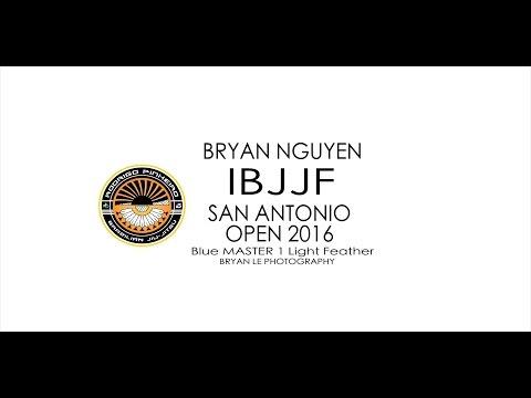 Bryan Nguyen 2016 IBJJF San Antonio Championship Finals - 360 VR