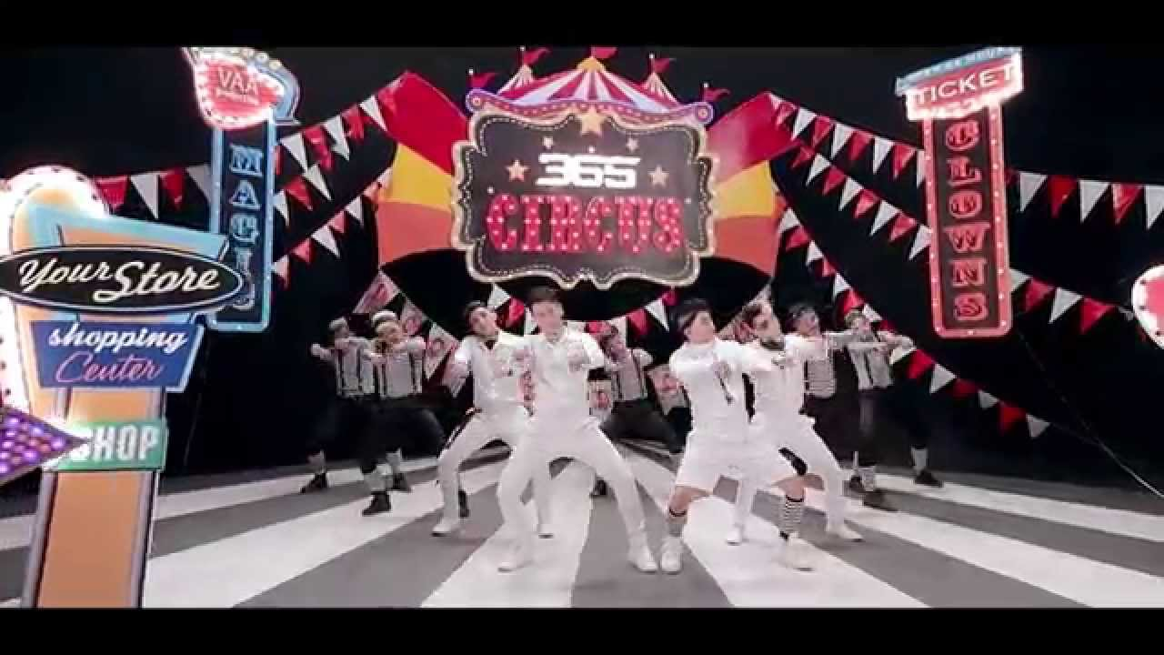 365 DABAND- HAI CÔ TIÊN ( DANCE VERSION)[OFFICIAL]
