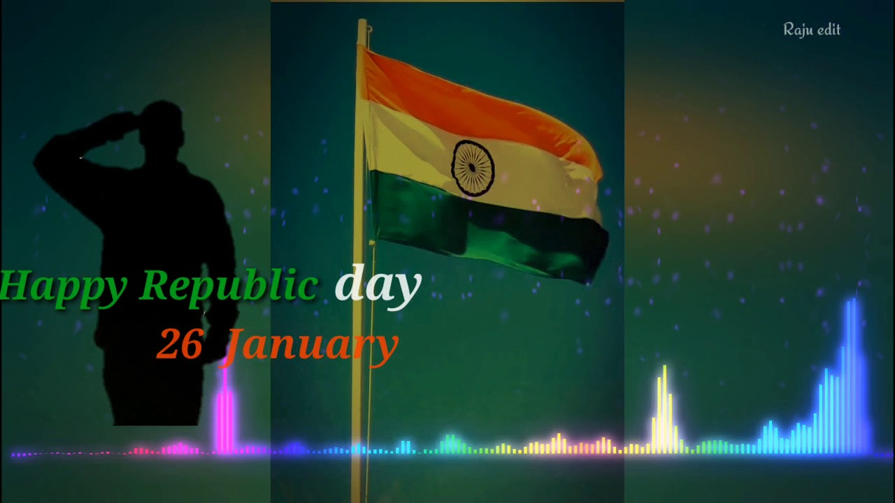 Happy Republic Day💕🙏🙏 26/january/ 2020 whatsapp status video