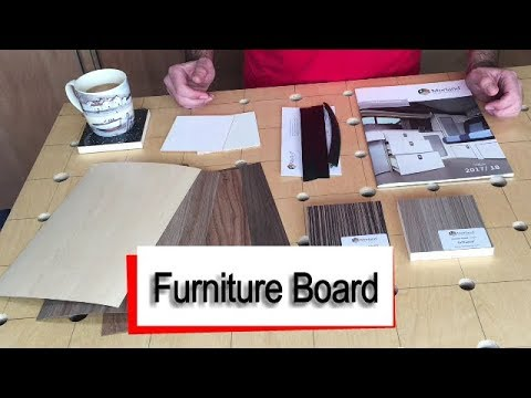 Lightweight Furniture Board Trim Options