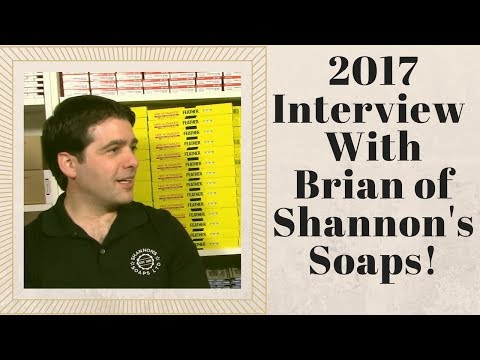Interview With Brian Of Shannon's Soaps