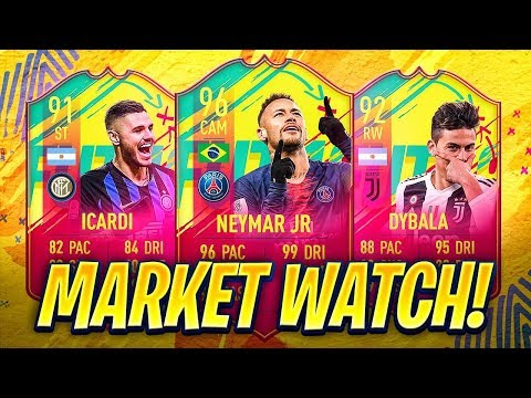 CARNIBALL CARD PRICES & UCL LIVE GAMEDAY REVIEW! MARKET WATCH! FIFA 19 Ultimate Team