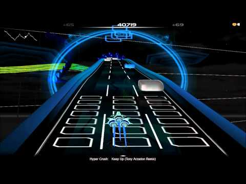 Hyper Crush  Keep Up Tony Arzadon Remix