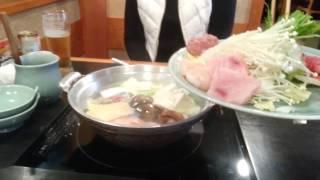 Ресторан Еды борцов Сумо Sumo restaurant